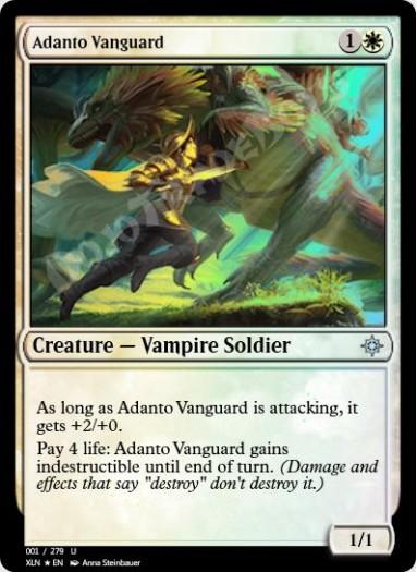 Adanto Vanguard FOIL
