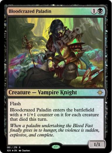 Bloodcrazed Paladin FOIL
