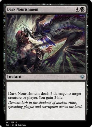 Dark Nourishment