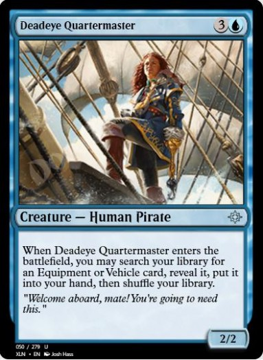Deadeye Quartermaster