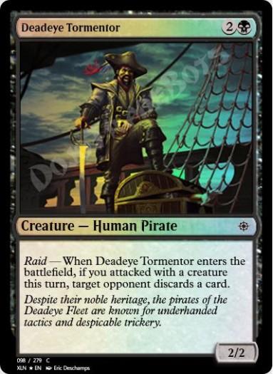 Deadeye Tormentor FOIL
