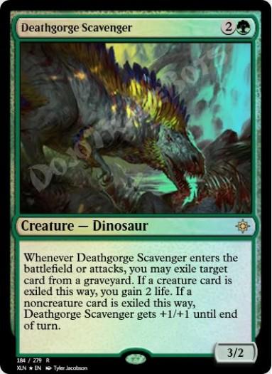 Deathgorge Scavenger FOIL