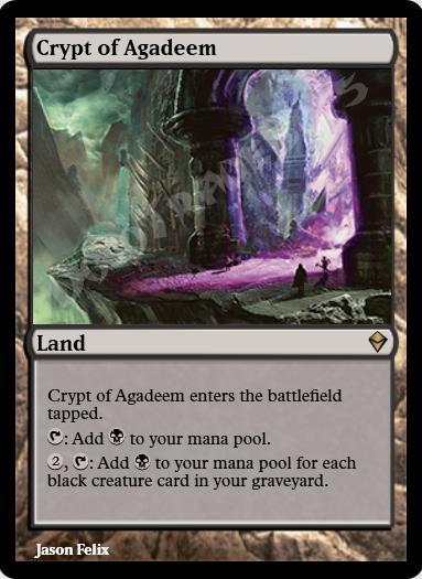 Crypt of Agadeem
