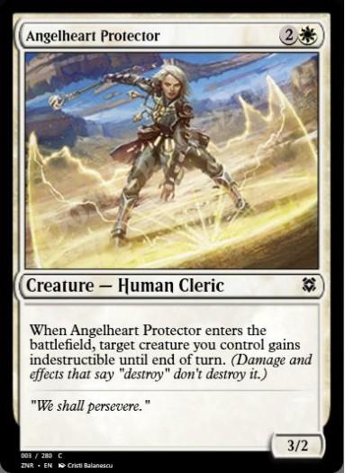 Angelheart Protector